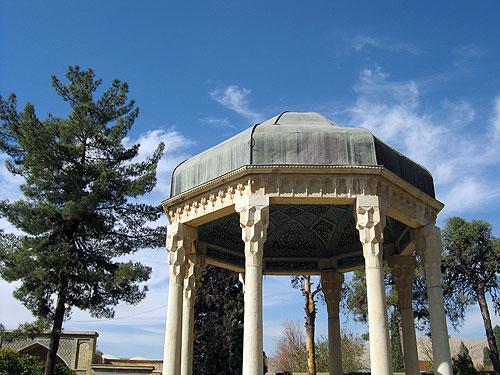 حافظیه، آرامگاه حافظ در شیراز