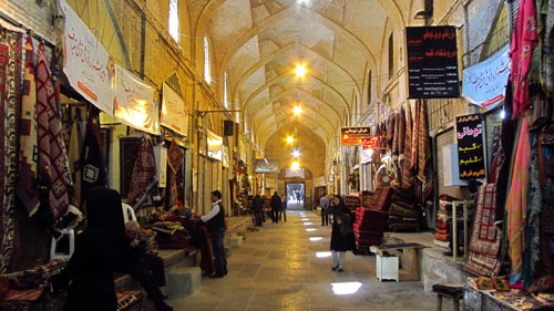 Vakil bazar 1 بازار وکیل شیراز