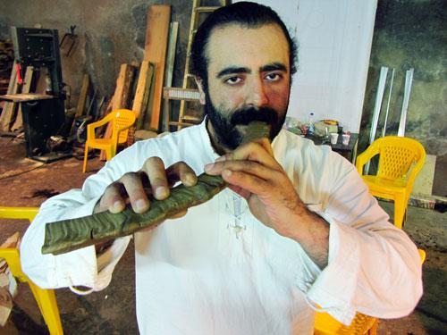سازهای ابداعی در شهر قزوین