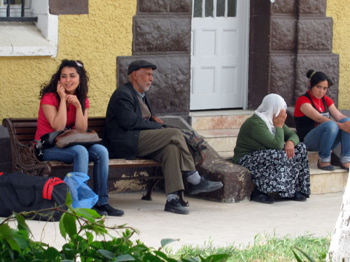 زنان ترکیه